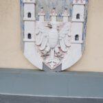 Stadtwappen der Stadt Neuruppin - Vorher