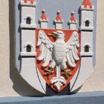Stadtwappen der Stadt Neuruppin - Nachher